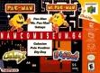 logo Emuladores Namco Museum 64 [USA]