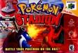 Логотип Emulators Pokémon Stadium [Italy]
