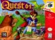 Логотип Emulators Quest 64 [USA]