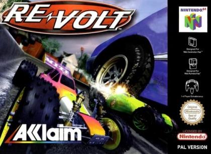Re-Volt [Europe] image