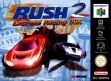 logo Emulators Rush 2 - Extreme Racing USA [Europe]