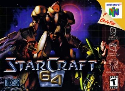 StarCraft 64 [Germany] (Proto) image