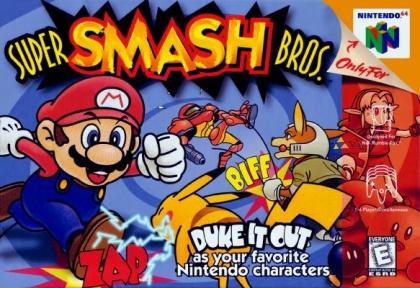 Super Smash Bros. [USA] image