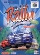Логотип Emulators Top Gear Rally [Japan]