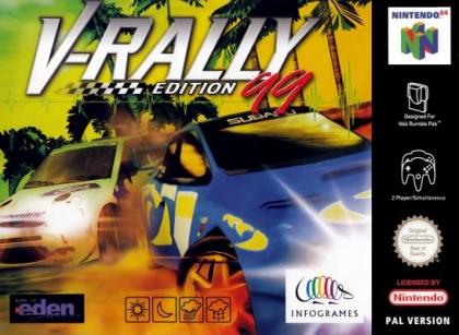 V-Rally Edition 99 [Europe] image