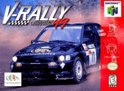 V-Rally Edition '99 [USA] image