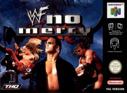 WWF No Mercy [Europe] image