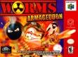 logo Emulators Worms Armageddon [USA]