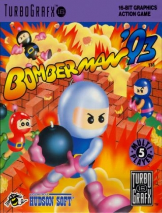 BOMBERMAN '93 [USA] image