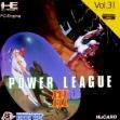 Logo Emulateurs POWER LEAGUE III [JAPAN]