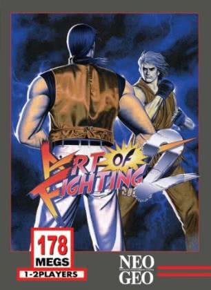 ART OF FIGHTING 2 image