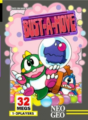 BUST-A-MOVE image