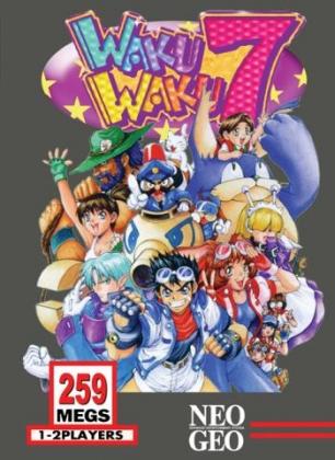 WAKU WAKU 7 image