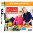 logo Emulators America's Test Kitchen - Let's Get Cooking