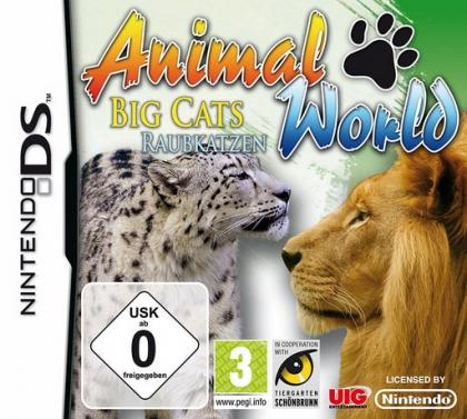 Animal World - Big Cats image