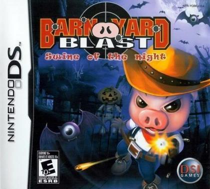 Barnyard Blast - Swine of the Night image