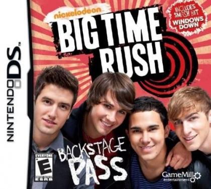 Big Time Rush : Backstage Pass image
