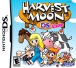 logo Emuladores Harvest Moon DS Cute