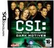 logo Emulators CSI - Crime Scene Investigation - Dark Motives