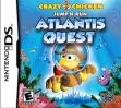 logo Emulators Crazy Chicken - Jump'n Run - Atlantis Quest [USA]