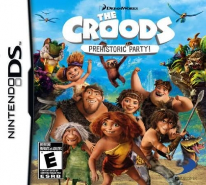 The Croods - Prehistoric Party! [Europe] image