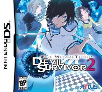 Shin Megami Tensei - Devil Survivor 2 image