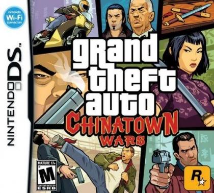Grand Theft Auto - Chinatown Wars image