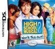 logo Emulators High School Musical 2 - Work This Out!