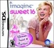 logo Emulators Imagine - Sweet 16