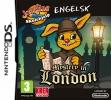 logo Emulators Josefine Skolehjelp - Engelsk - Mystery In London