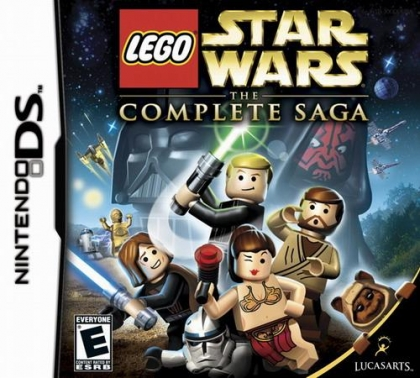 LEGO Star Wars : La Saga Complète [Europe] image