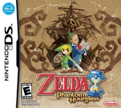 The Legend Of Zelda - Phantom Hourglass [Europe] image