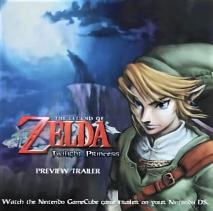 Legend of Zelda, The - Twilight Princess - Preview [USA] image