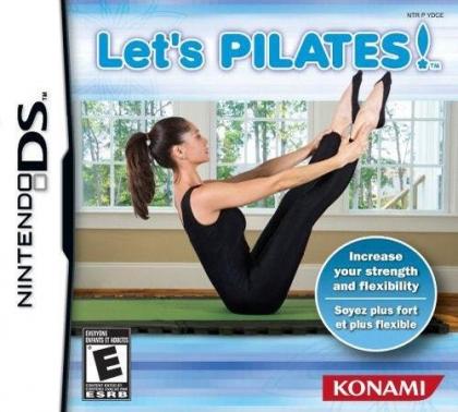 Let's Pilates! (Clone) image