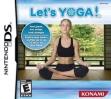 logo Emulators Let's Yoga ! (Clone)
