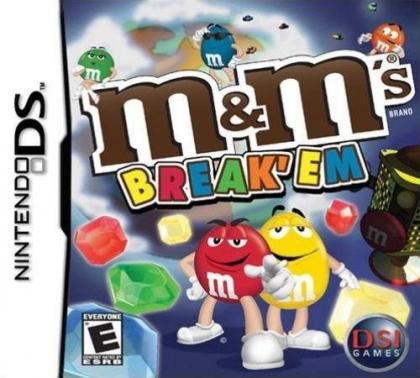 M&M's - Break 'em image