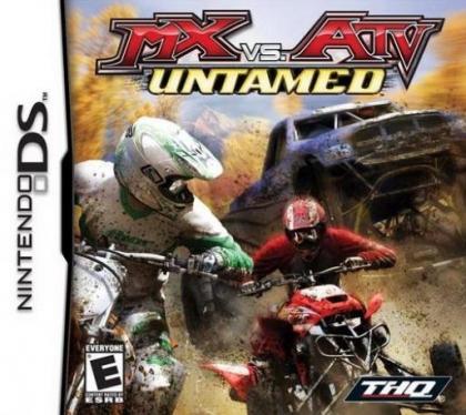MX vs. ATV Untamed [France] image