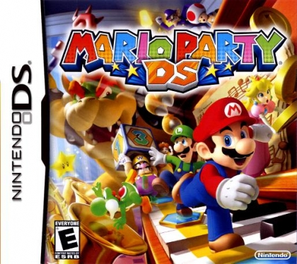 Mario Party Ds Nintendo Ds Nds Rom Download Wowroms Com