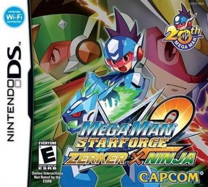 Mega Man Star Force 2 - Zerker x Ninja image