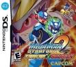 logo Emulators Mega Man Star Force 2 - Zerker x Saurian