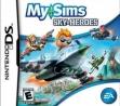 logo Emulators MySims SkyHeroes