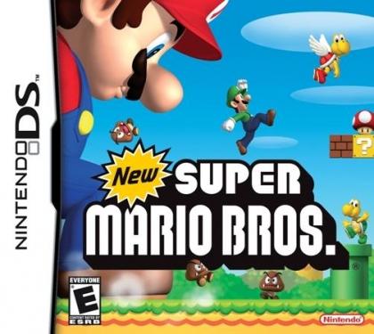 New Super Mario Bros Nintendo Ds Nds Rom Download Wowroms Com
