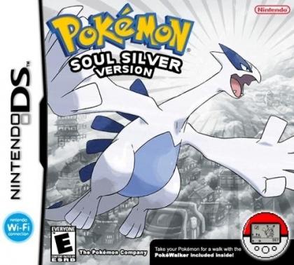 Pokémon: SoulSilver Version image