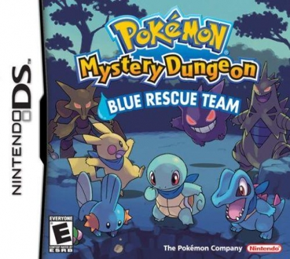 Pokemon Mystery Dungeon: Blue Rescue Team image