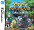 logo Emuladores Pokemon Mystery Dungeon - Explorers of Time (Clone)
