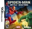 Логотип Emulators Spider-Man - Battle For New York