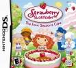 Logo Emulateurs Strawberry Shortcake - The Four Seasons Cake
