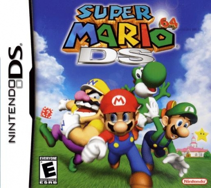 Super Mario 64 Ds Clone Nintendo Ds Nds Rom Download Wowroms Com