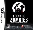 logo Emulators Teenage Zombies - Invasion of the Alien Brain Thin