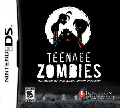 Teenage Zombies - Invasion of the Alien Brain Thin image